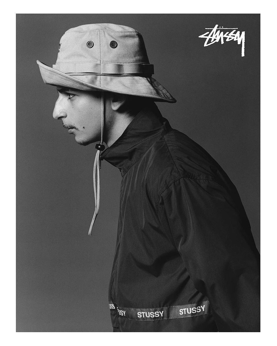 Stüssy Spring '18 by Theo Sion https://t.co/rZbOa68ePh