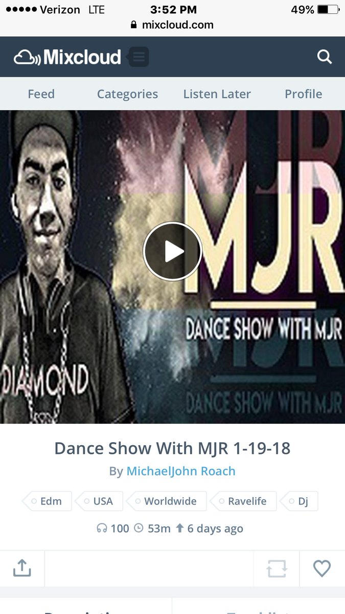 #DanceShowWithMJR