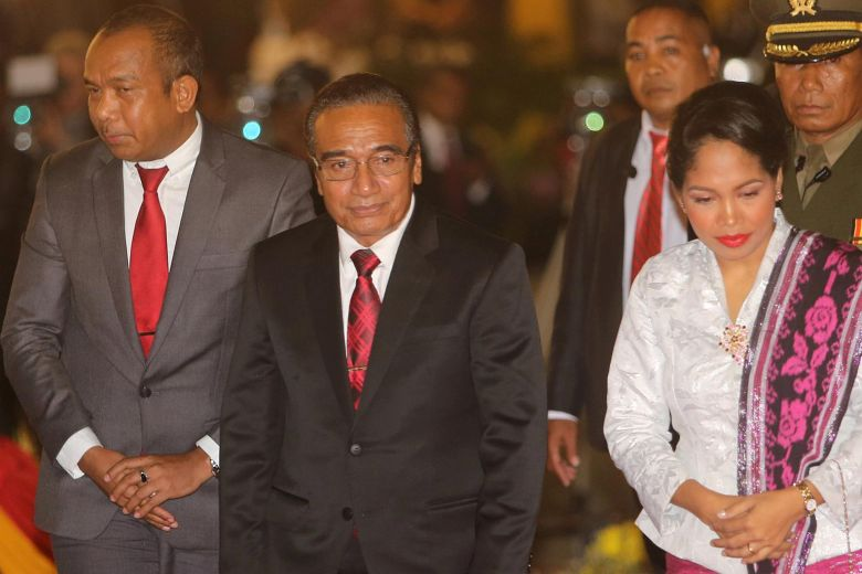 East Timor president dissolves parliament to hold new elections