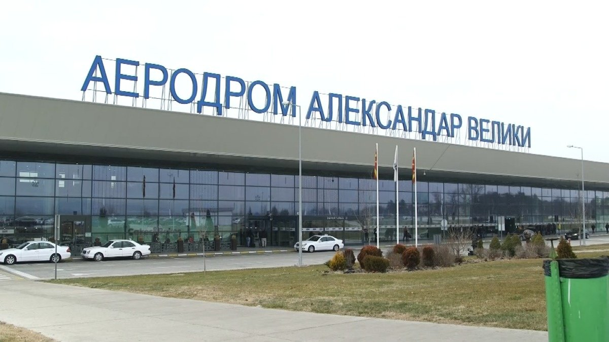 WATCH: Macedonia to rename airport to help resolve name row with Greece via @ReutersTV