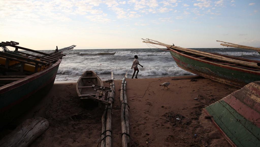 afflux soudain de réfugiés en provenance de RDC