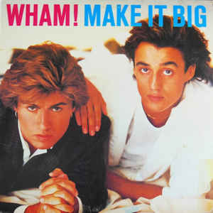 Happy Birthday Andrew Ridgeley, singer and one half of Wham!