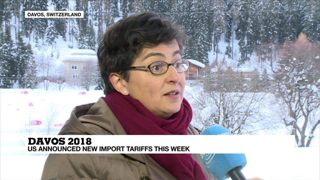 BUSINESS DAILY - Davos 2018: Trump expected to push 'America First' agenda