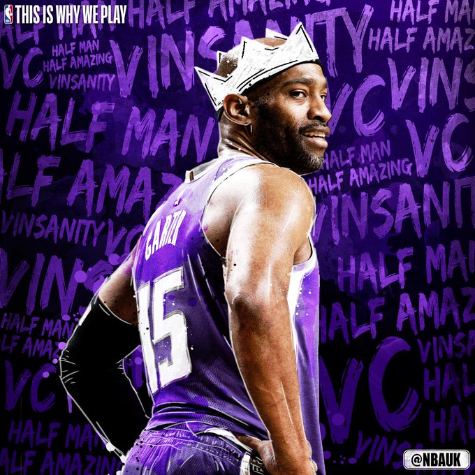Join us as we wish the incredible Vince Carter a very happy 41st birthday!
