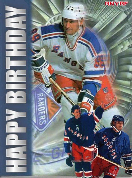 """Happy Birthday to the \""""Great One\"""" Wayne Gretzky!"""