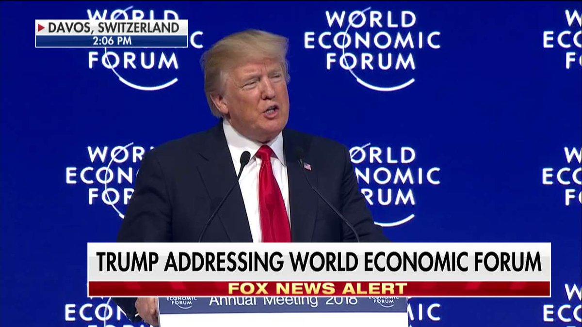 #Davos2018