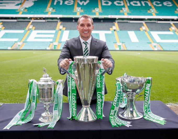 Happy Birthday Brendan Rodgers