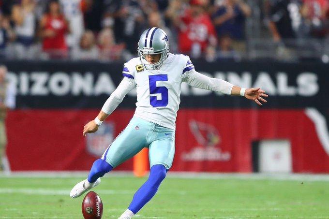 Happy Birthday to Cowboys K Dan Bailey!