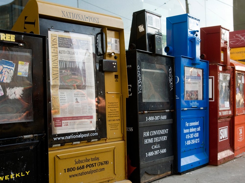 Ottawa poised to offer financial assistance to newspapers in upcoming budget