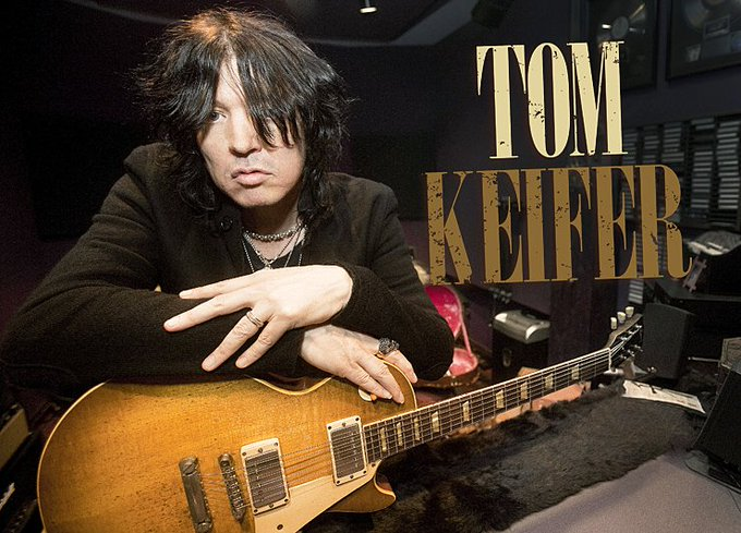 Happy birthday to Tom Keifer of Cinderella!