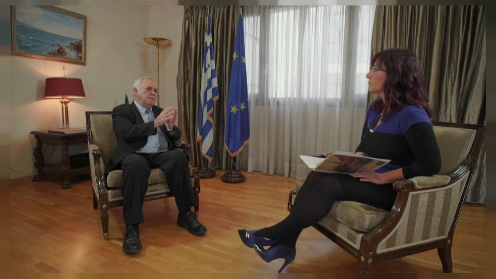 Diálogo entre Grecia y la Antigua República Yugoslava de Macedonia