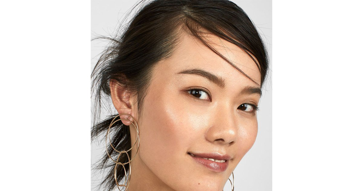 Our Affordable Obsession: Modern Hoop Earrings for Only $38!