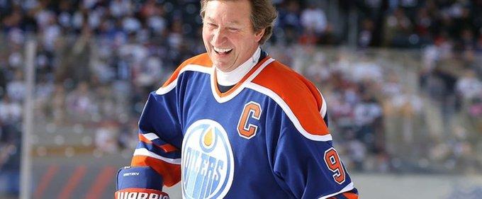 Happy 57th Birthday to the Wayne Gretzky!