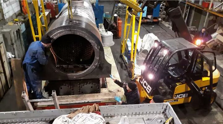 test Twitter Media - A milestone in the overhaul of Caley No. 419 was achieved recently when our team fitted the newly fabricated smokebox into place on the locomotives frames #TeamSteam @bonessrailway ^JS https://t.co/QeDa5guSAl