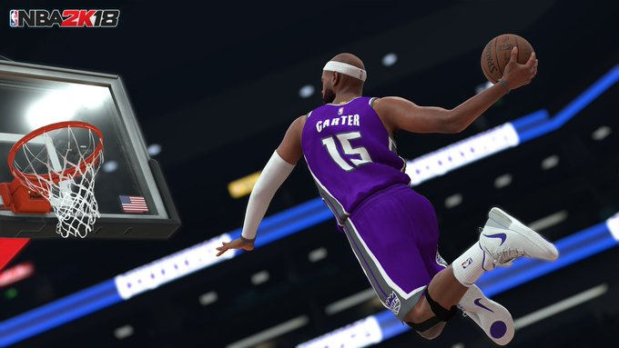 Happy Birthday Vince Carter