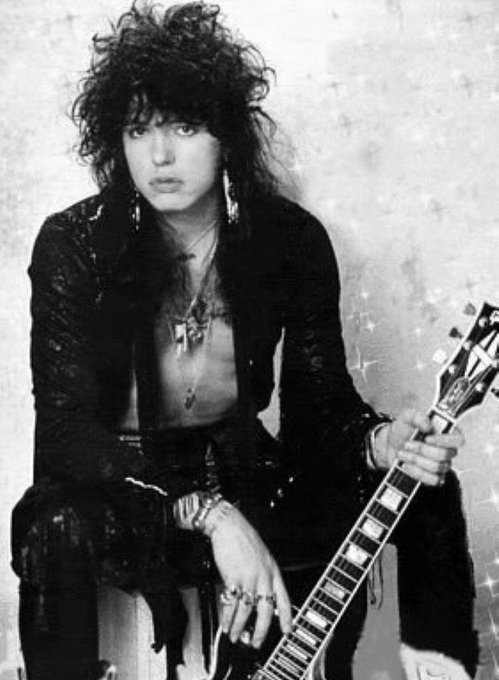 Happy Birthday to the fantastic Cinderella frontman Tom Keifer \\m/....