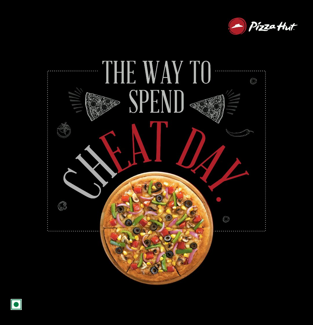 Because it wouldnt feel like a weekend without pizza. ThinkPizzaThinkPizzaHut Order now https t