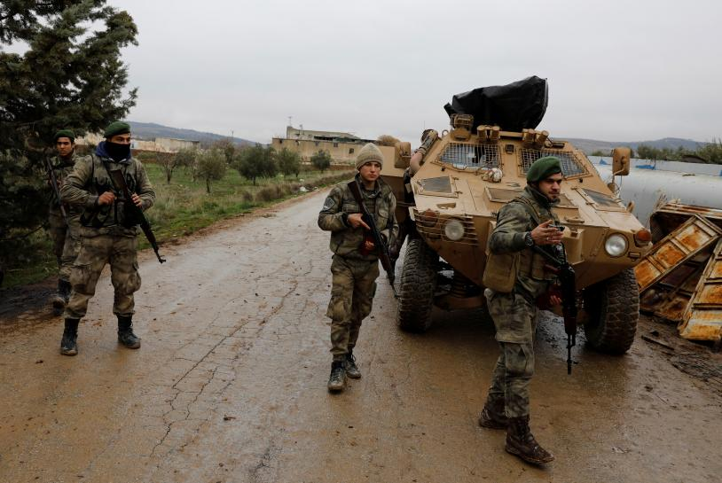 U.S. to end weapons support for Syrian Kurdish YPG, Turkey says