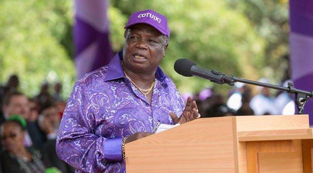 Various leaders hail Uhuru's new cabinet line-up