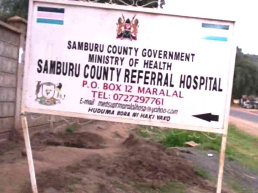 Shock after baby found dumped, body parts mauled by dogs in Maralal