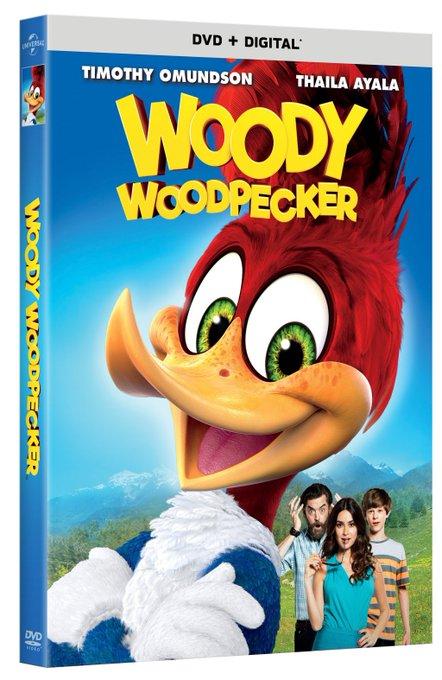 Woody Woodpecker 2018 DVD Giveaway! #WoodyWoodpecker ~ Freebies Deals & Steals