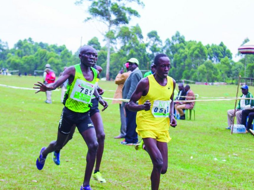 Koech, Nyambura rule Nyanza South x-country meeting