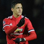 Sanchez sparkles as Manchester United progress in FA Cup