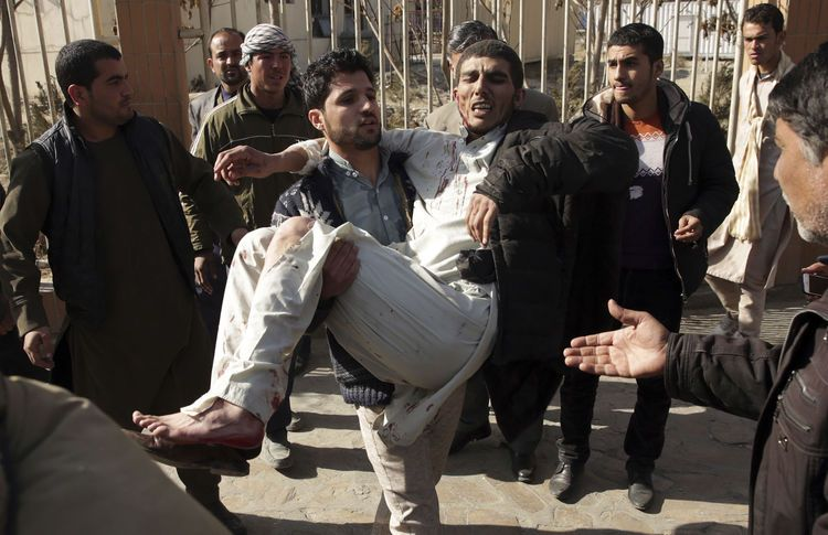 More than 90 dead, 150 wounded in Afghanistan suicide bombing