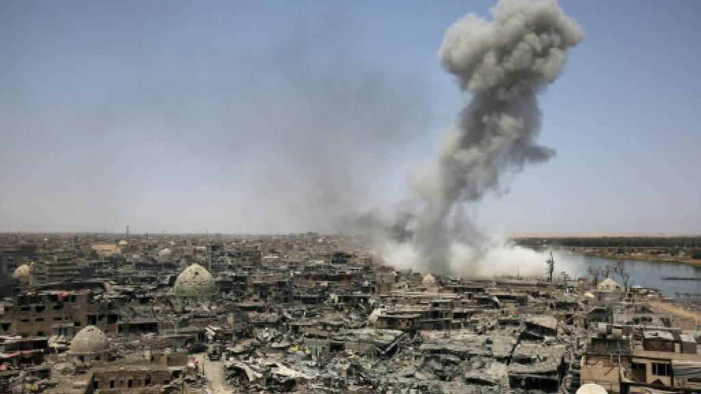 Eight dead as US strike hits Iraq forces: provincial official