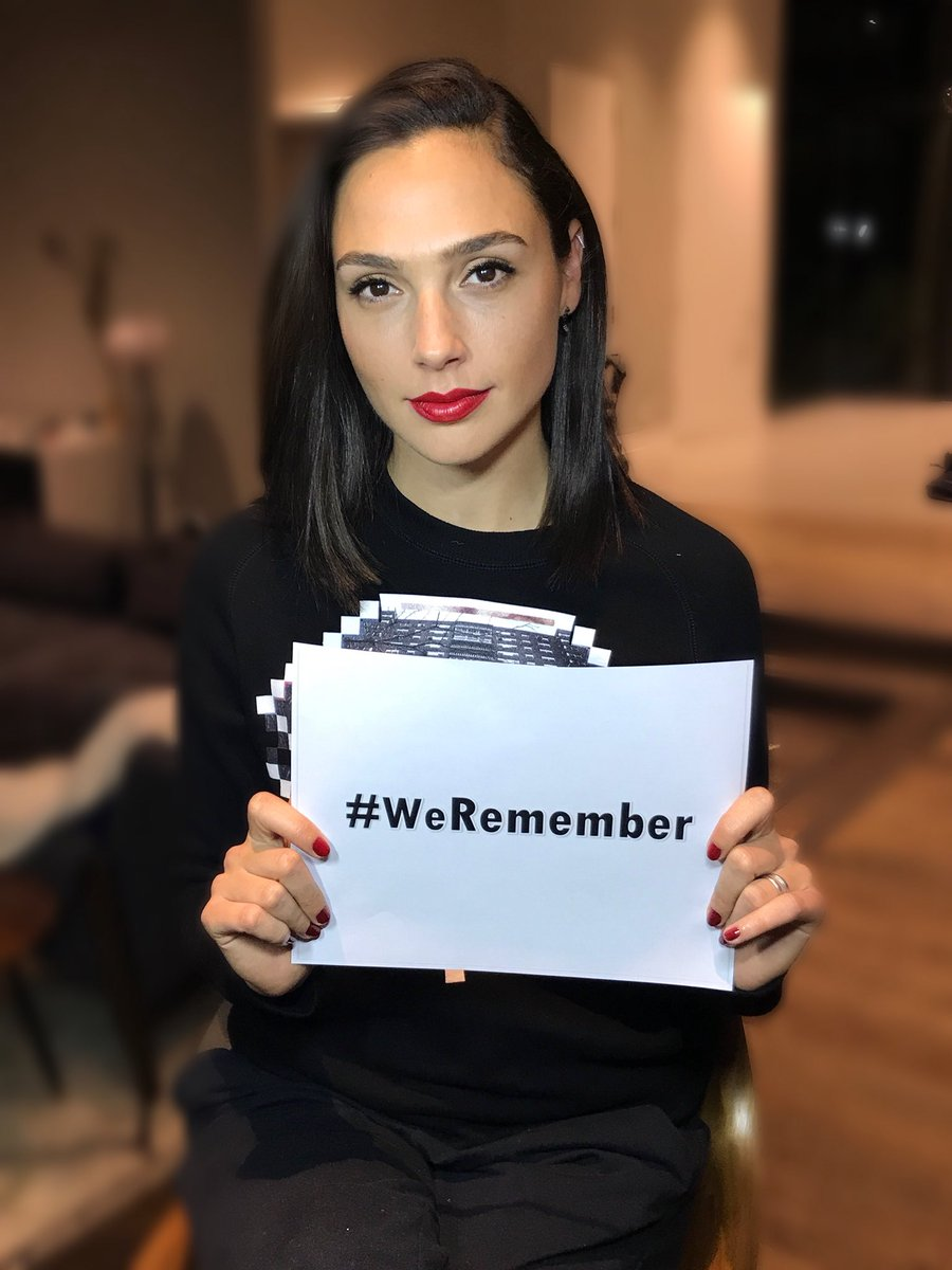 Today is Holocaust Remembrance Day. A day to honor the Holocaust Victims. May we never forget. #WeRemember https://t.co/iinponofd2