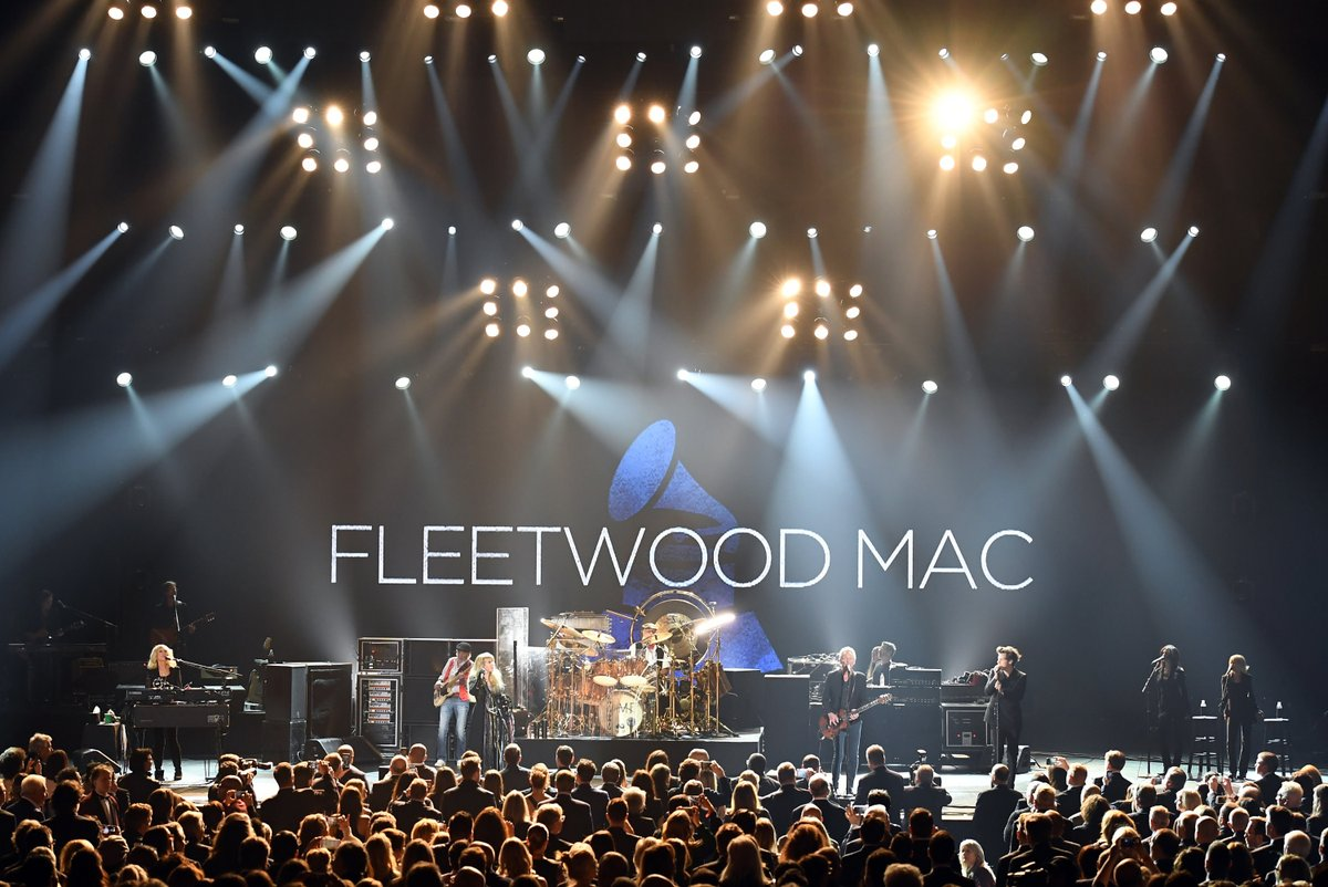 Fleetwood Mac Helps Raise $7M For Charity
