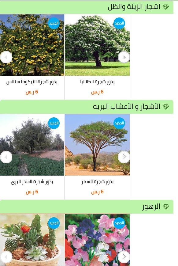 الأشجار والنباتات البريّة