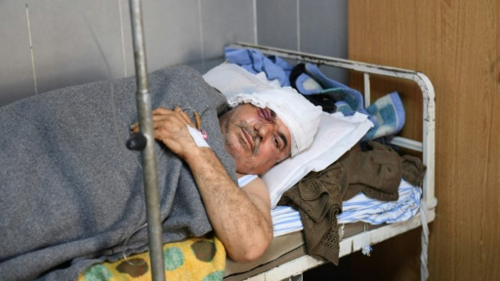 Afrin hospital fears Turkey offensive will lead to 'tragedy'