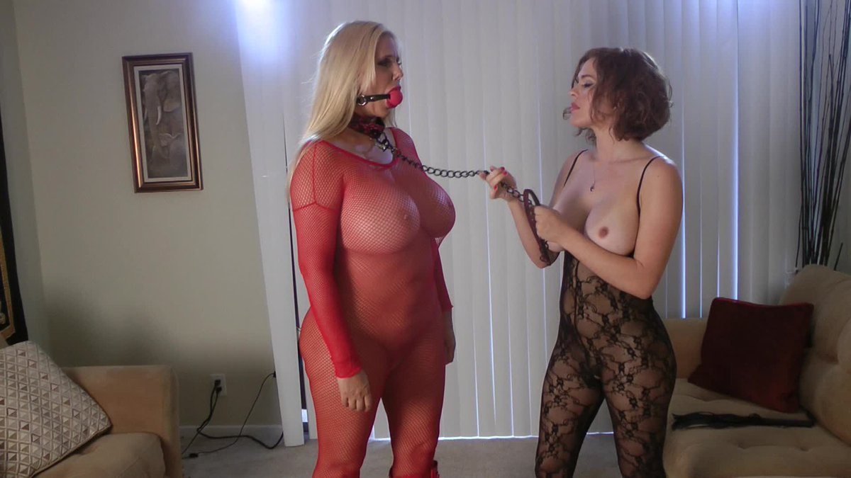 Just made a sale! Mistress Krissy diciplines her slave. Get yours here aAugLEqCwO