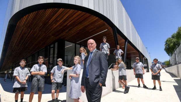 'An extraordinary opportunity': the new schools opening in 2018