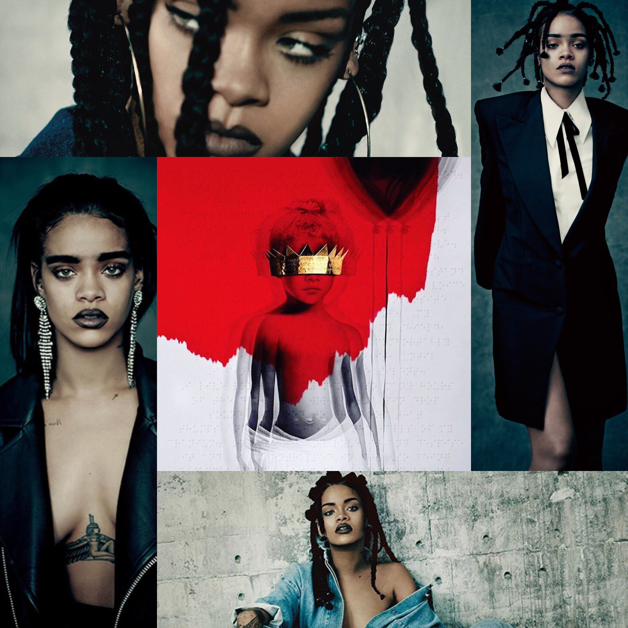 Happy second birthday to Rihanna s Album Anti