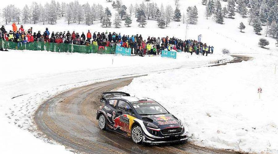 WRC. Rallye de Monte-Carlo. Sébastien Ogier remporte la 1re manche de la saison
