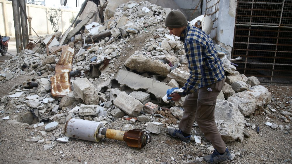Eight people killed in Syria's Eastern Ghouta despite ceasefire