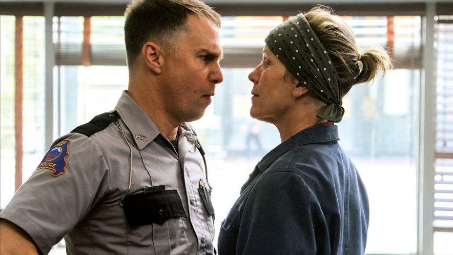 'Three Billboards' named Film of the Year at London Critics' Circle Awards