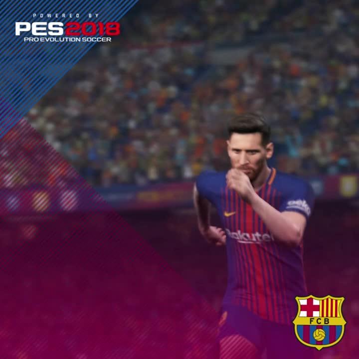 RT @FCBarcelona: 84: ⚽⚽ GOOOOAAAAAALLLL! Leo #Messi puts Barça ahead with a great free kick! (2-1) #BarçaAlavés https://t.co/cZoShGQboX