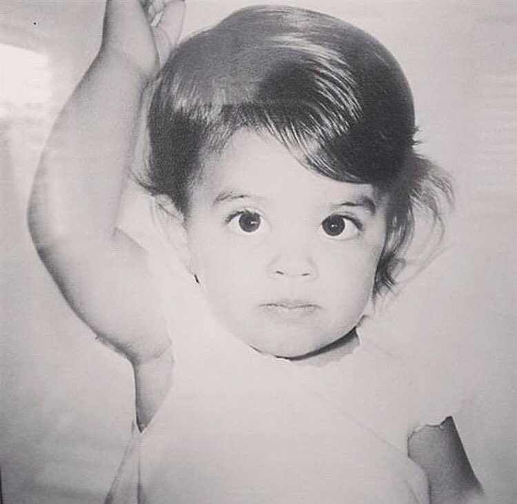 #BabyRinna ???? Same hair for 50 years now. https://t.co/hbeN6tU8K7