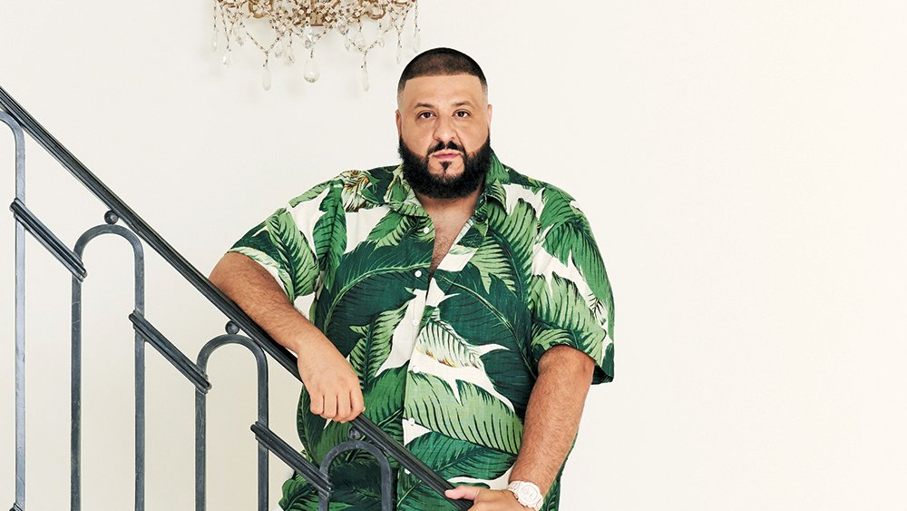 .@djkhaled reveals why he still gets nervous around @Beyonce and @rihanna