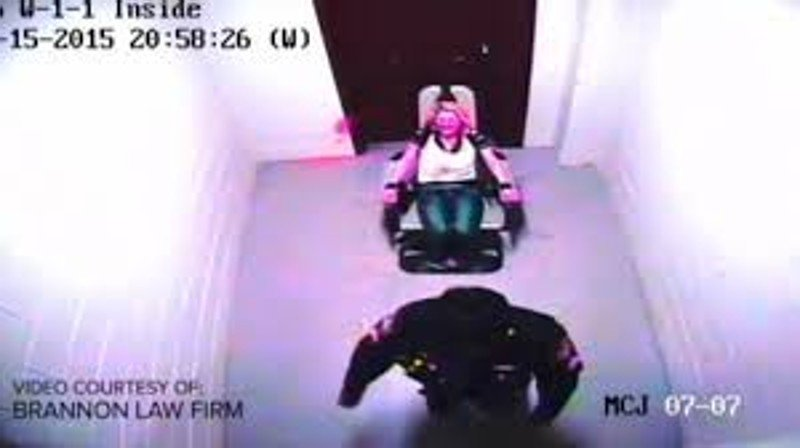Whistleblower deputy who made jail pepper-spray video public fired from sheriff's office