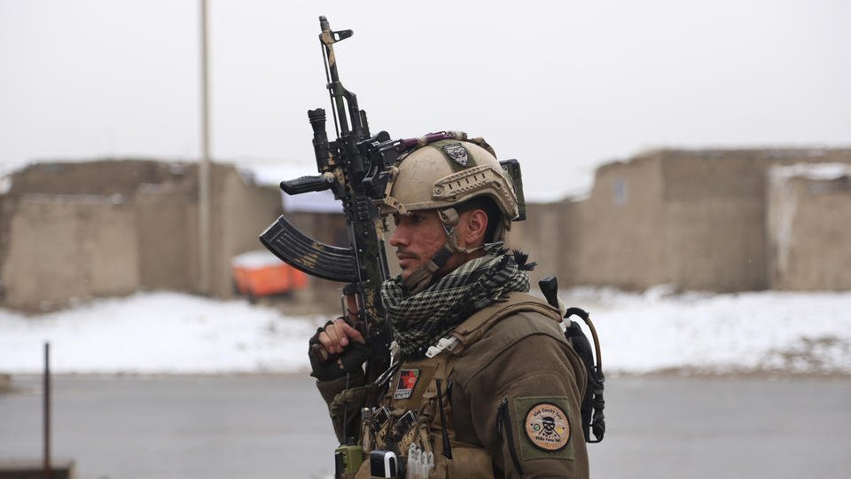 11 Afghan troops die in IS attack on Kabul military academy