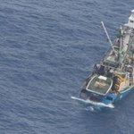 Teenage girl among those pulled to safety after Kiribati ferry sinking