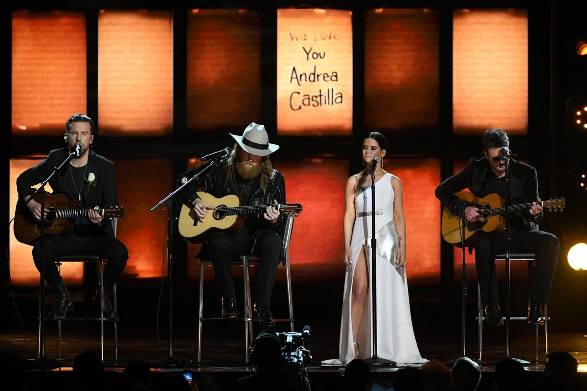 Country Artists Deliver Tribute To Vegas Concert Attack Victims