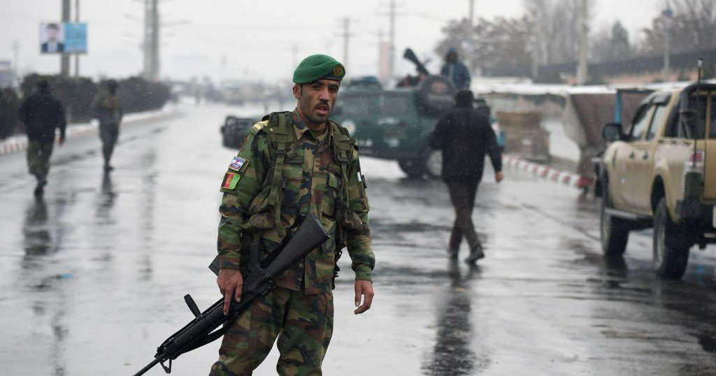 At least 5 killed as ISIS claims attack on Kabul military academy