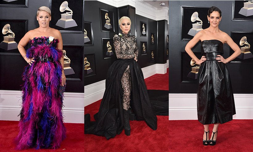 Grammy Awards 2018: The red carpet fashion from the 60th annual ceremony