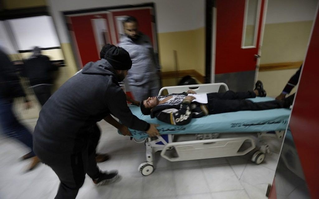 Hospital in Gaza freezes services after fuel runs out