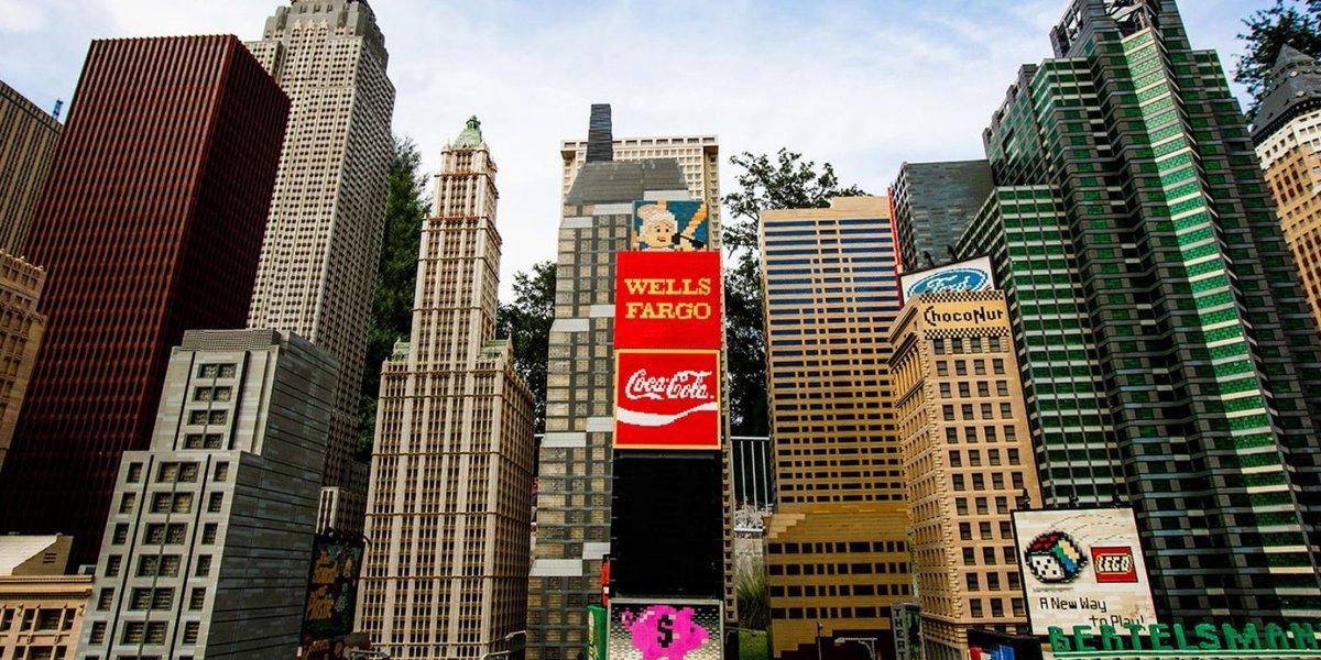 Legoland New York to be the Lego next park assembled